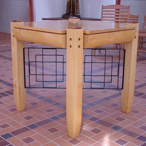 Custom Church Offering Table